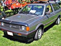 Volkswagen Fox, 1 поколение, Универсал, 1987–1991