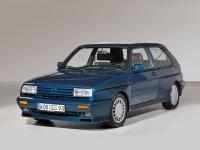 Volkswagen Golf, 2 поколение, Rallye хетчбэк 3-дв., 1983–1992
