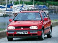 Volkswagen Golf, 3 поколение, Универсал, 1991–1998
