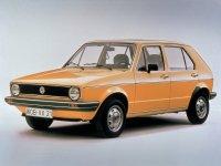 Volkswagen Golf, 1 поколение, Хетчбэк 5-дв., 1974–1993