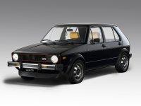 Volkswagen Golf, 1 поколение, Gti хетчбэк 5-дв., 1974–1993