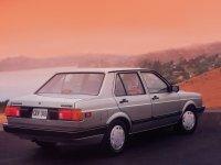 Volkswagen Fox, 1 поколение, Седан 4-дв., 1987–1991