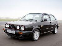 Volkswagen Golf, 2 поколение, Gti хетчбэк 3-дв., 1983–1992