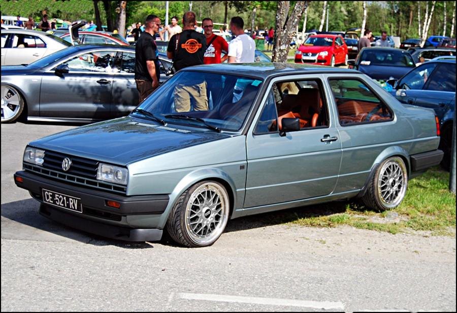 Volkswagen Jetta седан 2-дв., 1984–1987, 2 поколение - отзывы, фото и характеристики на Car.ru