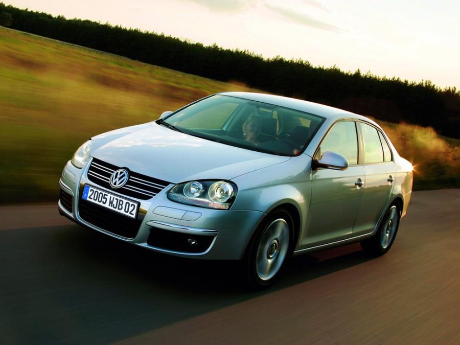 Volkswagen Jetta седан 4-дв., 2005–2010, 5 поколение - отзывы, фото и характеристики на Car.ru