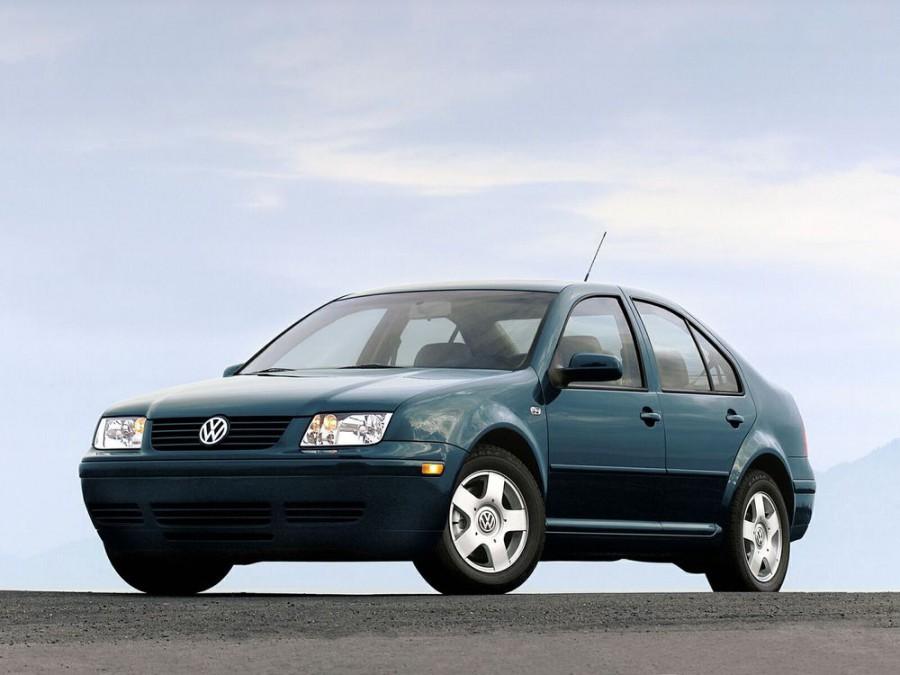 Volkswagen Jetta седан, 1999–2005, 4 поколение - отзывы, фото и характеристики на Car.ru