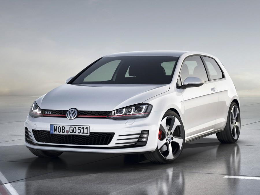 Volkswagen Golf GTI хетчбэк 3-дв., 2012–2016, 7 поколение - отзывы, фото и характеристики на Car.ru
