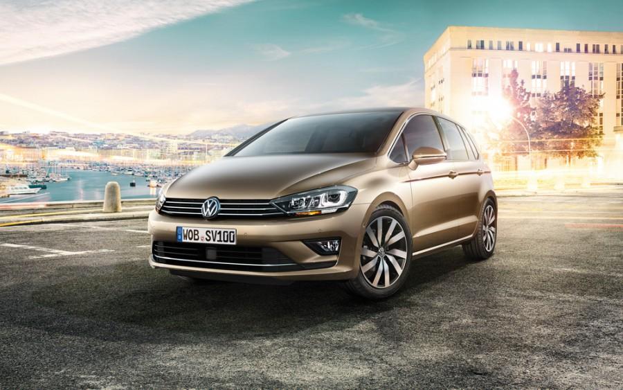 Volkswagen Golf Sportsvan хетчбэк 5-дв., 2012–2016, 7 поколение - отзывы, фото и характеристики на Car.ru