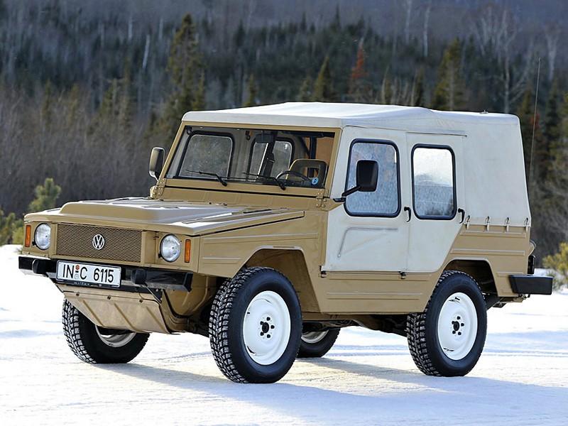 Volkswagen Iltis кабриолет, 1978–1988, 1 поколение - отзывы, фото и характеристики на Car.ru