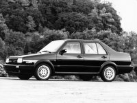 Volkswagen Jetta, 2 поколение [рестайлинг], Седан 4-дв., 1987–1992