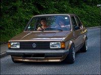 Volkswagen Jetta, 1 поколение, Седан 4-дв., 1979–1984