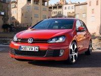 Volkswagen Golf, 6 поколение, Gti хетчбэк 5-дв., 2009–2014