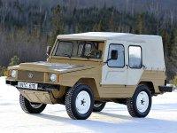 Volkswagen Iltis, 1 поколение, Кабриолет, 1978–1988