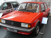 Volkswagen Jetta, 1 поколение, Седан 2-дв., 1979–1984
