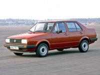 Volkswagen Jetta, 2 поколение, Седан 4-дв., 1984–1987
