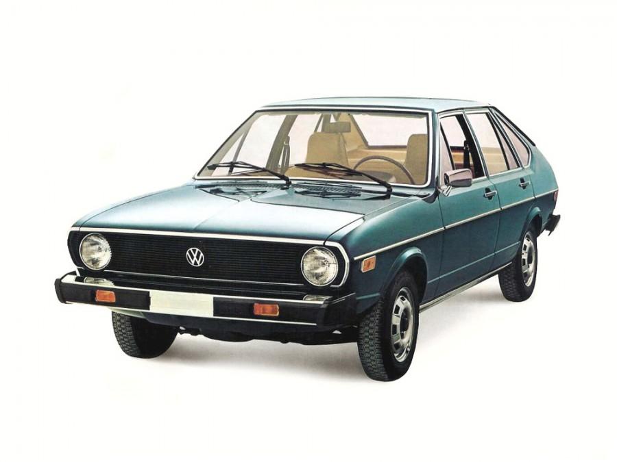 Volkswagen Passat хетчбэк 5-дв., 1973–1977, B1 - отзывы, фото и характеристики на Car.ru
