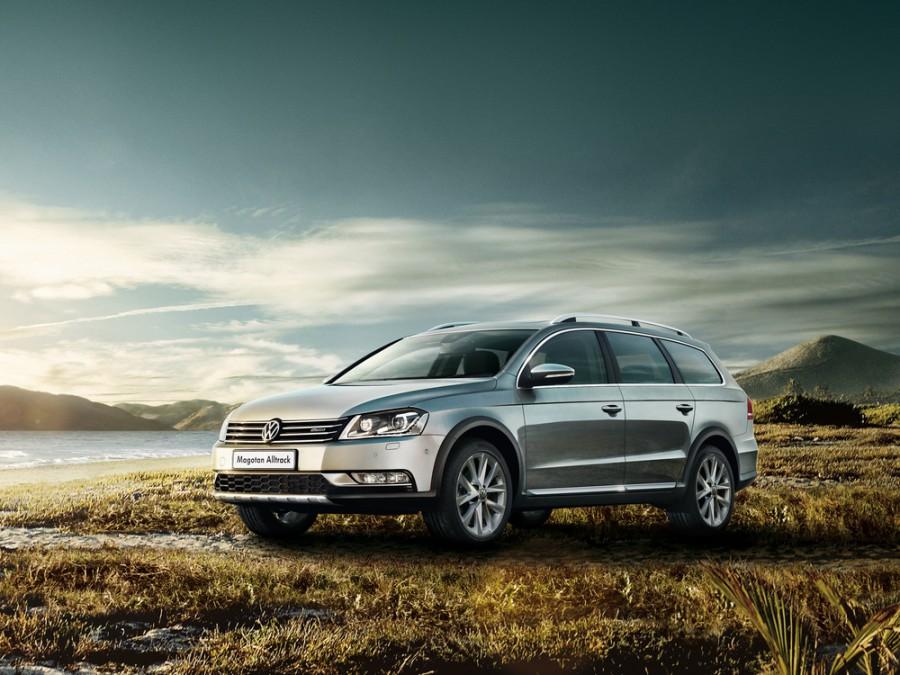Volkswagen Magotan Variant Alltrack универсал 5-дв., 2011–2016, 2 поколение - отзывы, фото и характеристики на Car.ru