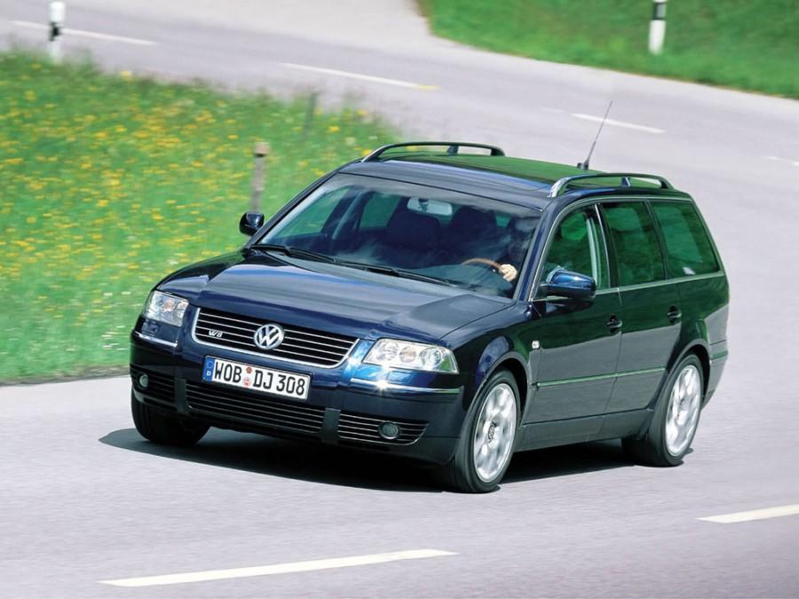 Volkswagen Passat универсал, 2000–2005, B5.5 [рестайлинг] - отзывы, фото и характеристики на Car.ru