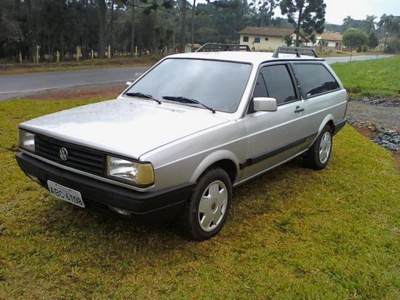 Volkswagen Parati универсал, 1987–1995, 1 поколение [рестайлинг] - отзывы, фото и характеристики на Car.ru