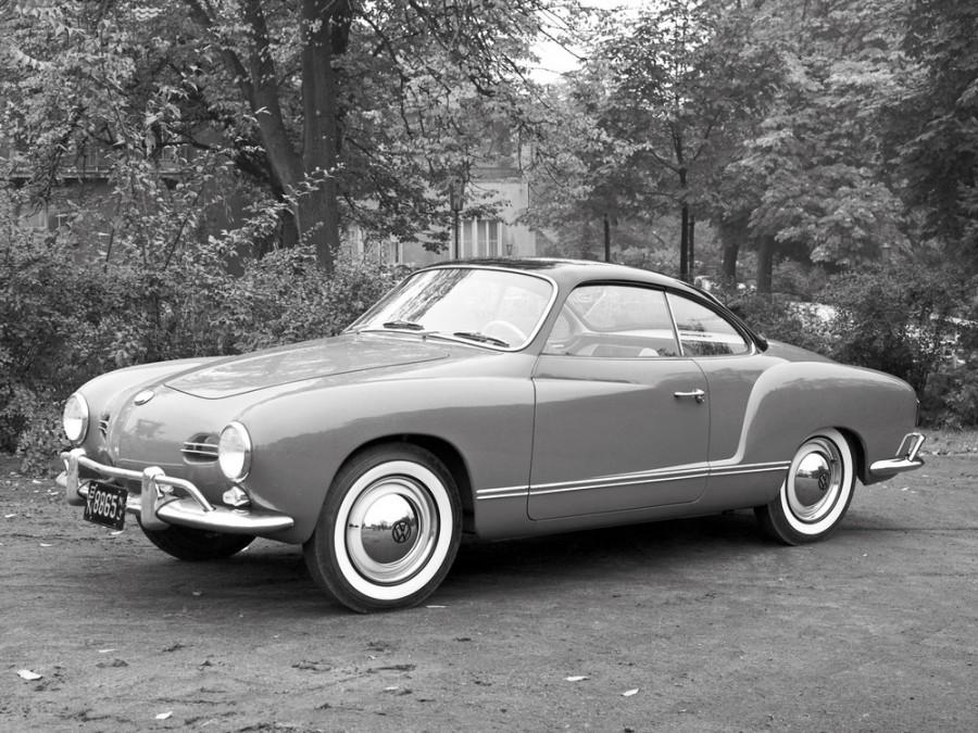 Volkswagen Karmann Ghia купе, 1955–1959, Type 14 - отзывы, фото и характеристики на Car.ru