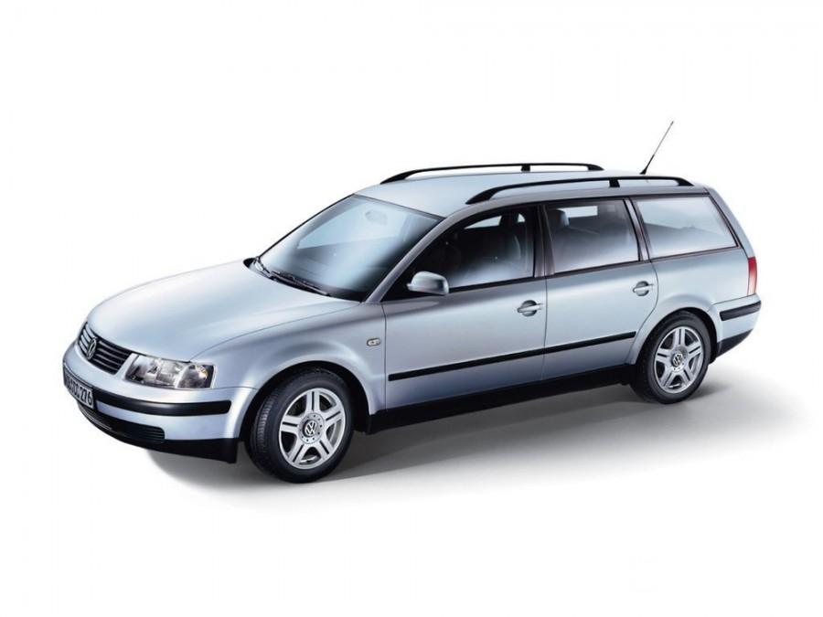 Volkswagen Passat универсал, 1996–2000, B5 - отзывы, фото и характеристики на Car.ru