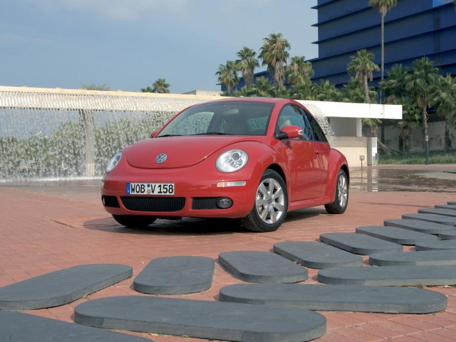 Volkswagen New Beetle хетчбэк, 2005–2010, 1 поколение [рестайлинг] - отзывы, фото и характеристики на Car.ru