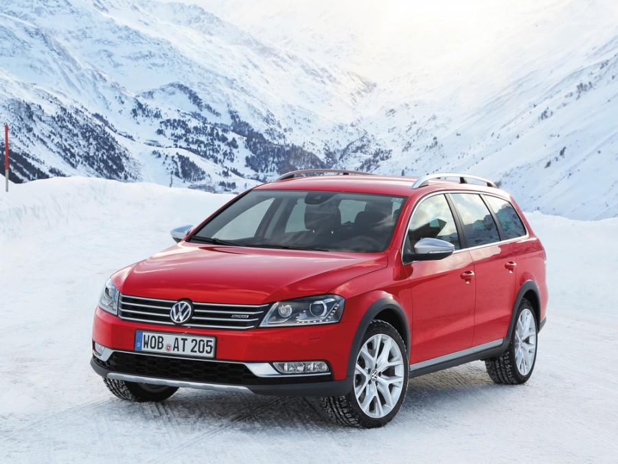 Volkswagen Passat Variant Alltrack универсал 5-дв., 2010–2015, B7 - отзывы, фото и характеристики на Car.ru