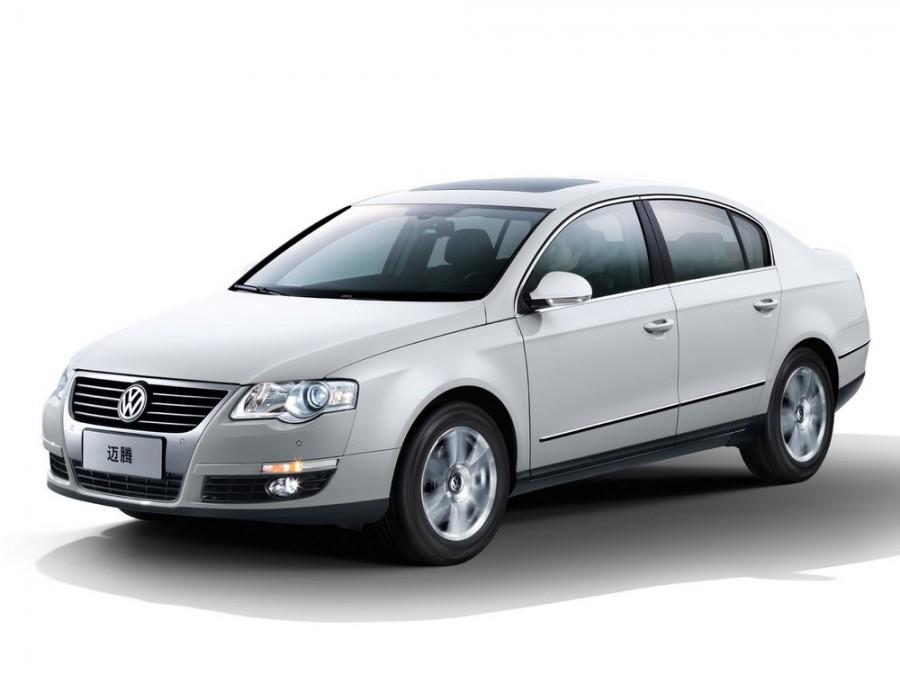 Volkswagen Magotan седан, 2007–2016, 1 поколение - отзывы, фото и характеристики на Car.ru