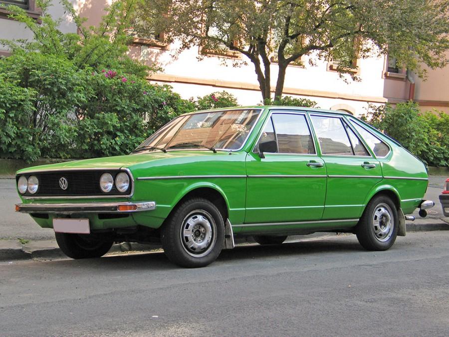 Volkswagen Passat фастбэк 4-дв., 1973–1977, B1 - отзывы, фото и характеристики на Car.ru