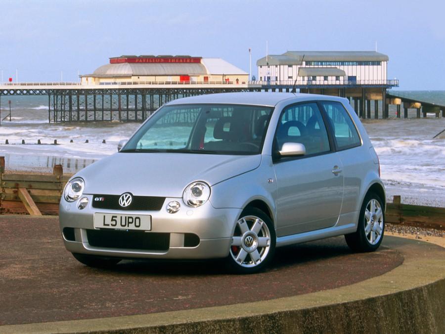 Volkswagen Lupo GTI хетчбэк 3-дв., 1998–2005, 6X - отзывы, фото и характеристики на Car.ru