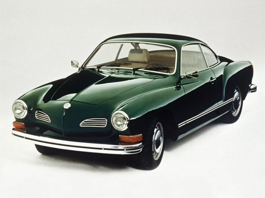 Volkswagen Karmann Ghia купе, 1959–1974, Type 14 [рестайлинг] - отзывы, фото и характеристики на Car.ru