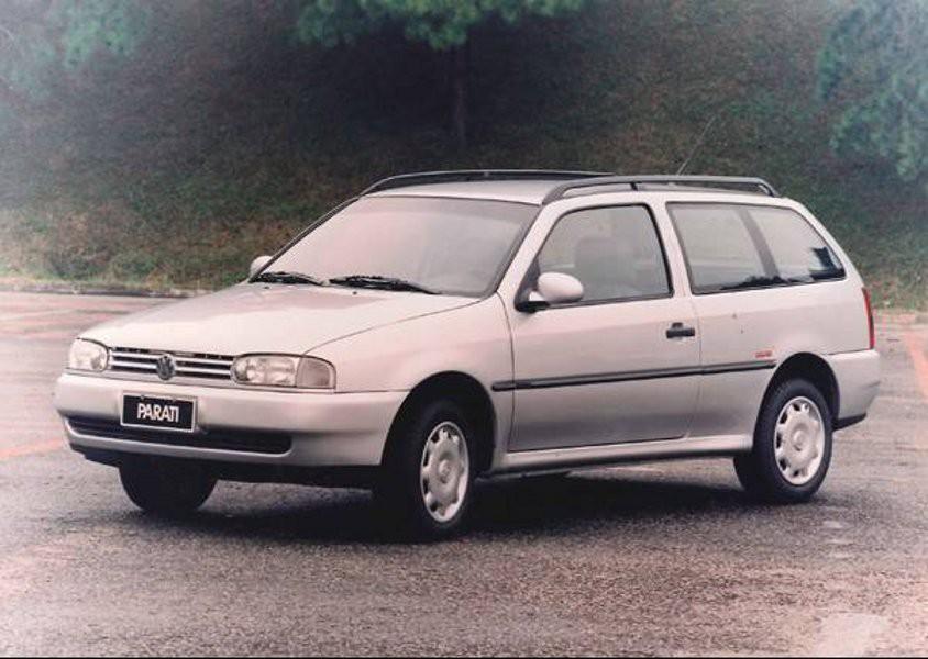 Volkswagen Parati универсал, 1995–1998, 2 поколение - отзывы, фото и характеристики на Car.ru