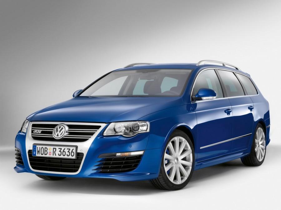 Volkswagen Passat R36 универсал 5-дв., 2005–2010, B6 - отзывы, фото и характеристики на Car.ru