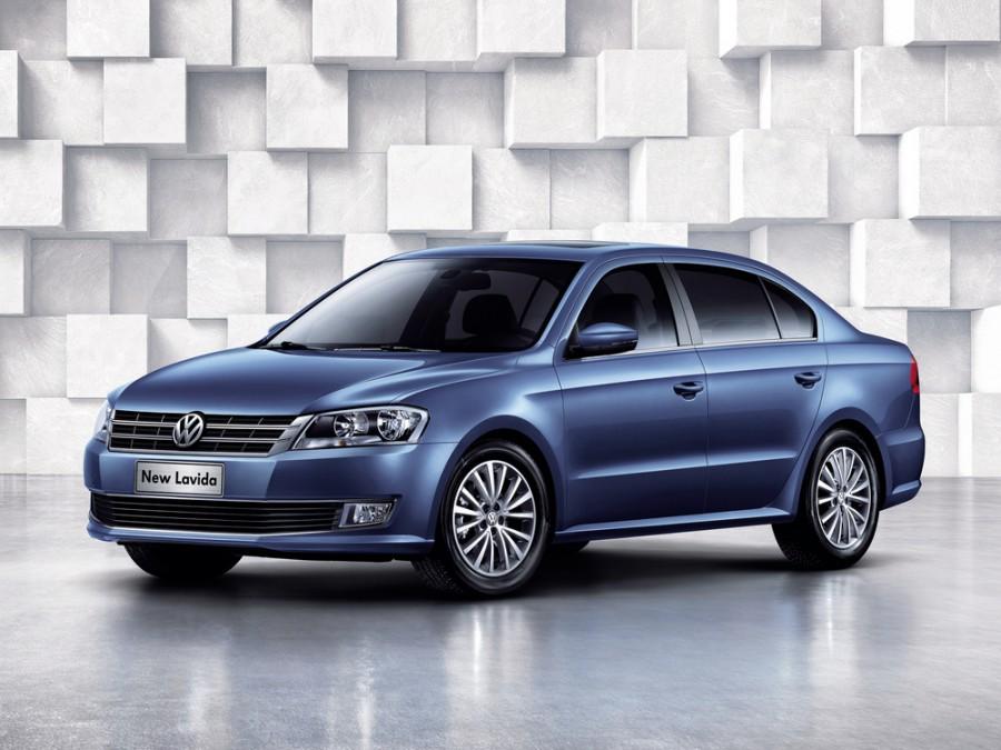 Volkswagen Lavida седан, 2012–2016, 2 поколение - отзывы, фото и характеристики на Car.ru