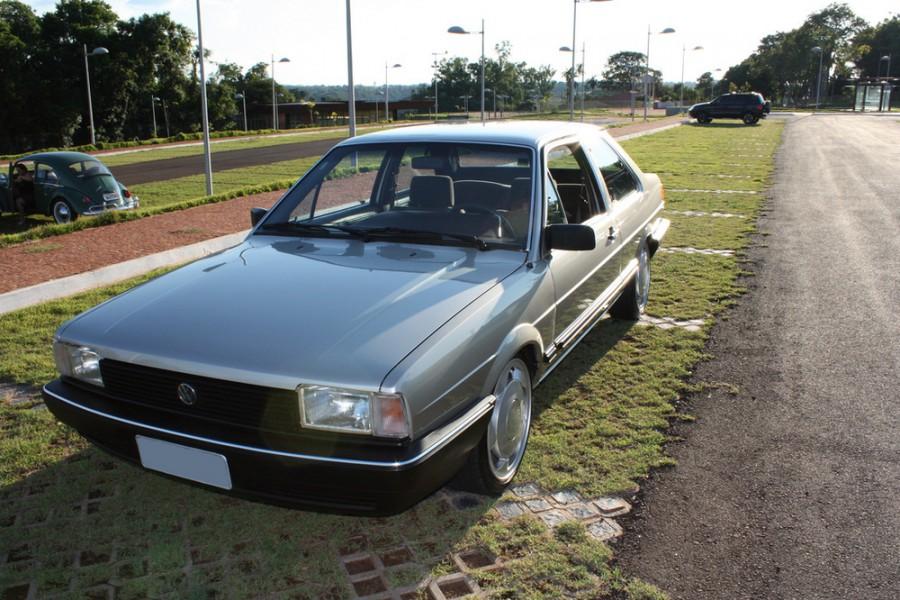 Volkswagen Passat седан 2-дв., 1981–1988, B2 - отзывы, фото и характеристики на Car.ru