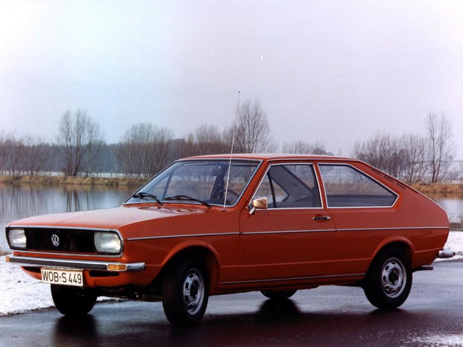 Volkswagen Passat фастбэк 2-дв., 1973–1977, B1 - отзывы, фото и характеристики на Car.ru