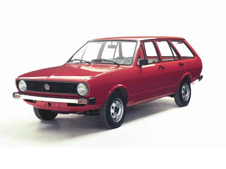 Volkswagen Passat универсал, 1973–1977, B1 - отзывы, фото и характеристики на Car.ru