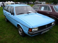 Volkswagen Passat, B1 [рестайлинг], Универсал, 1977–1981