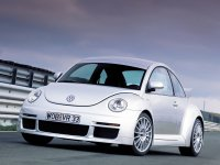 Volkswagen New Beetle, 1 поколение, Rsi хетчбэк 3-дв., 1998–2005