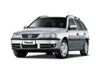 Volkswagen Parati, 3 поколение, Универсал, 1998–2000
