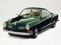 Volkswagen Karmann Ghia, Type 14 [рестайлинг], Купе, 1959–1974