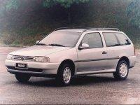 Volkswagen Parati, 2 поколение, Универсал, 1995–1998