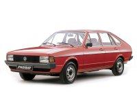 Volkswagen Passat, B1 [рестайлинг], Фастбэк 4-дв., 1977–1981