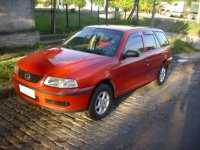 Volkswagen Parati, 3 поколение [рестайлинг], Универсал, 2000–2005