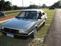 Volkswagen Passat, B2, Седан 2-дв., 1981–1988