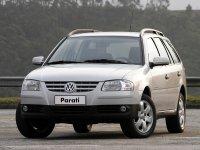 Volkswagen Parati, 4 поколение, Универсал, 2005–2012