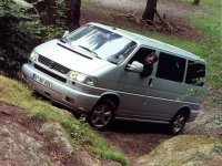 Volkswagen Multivan, T4, Микроавтобус, 1994–2003
