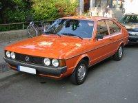 Volkswagen Passat, B1 [рестайлинг], Фастбэк 2-дв., 1977–1981