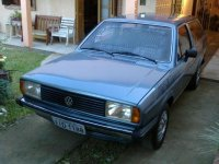 Volkswagen Parati, 1 поколение, Универсал, 1980–1987