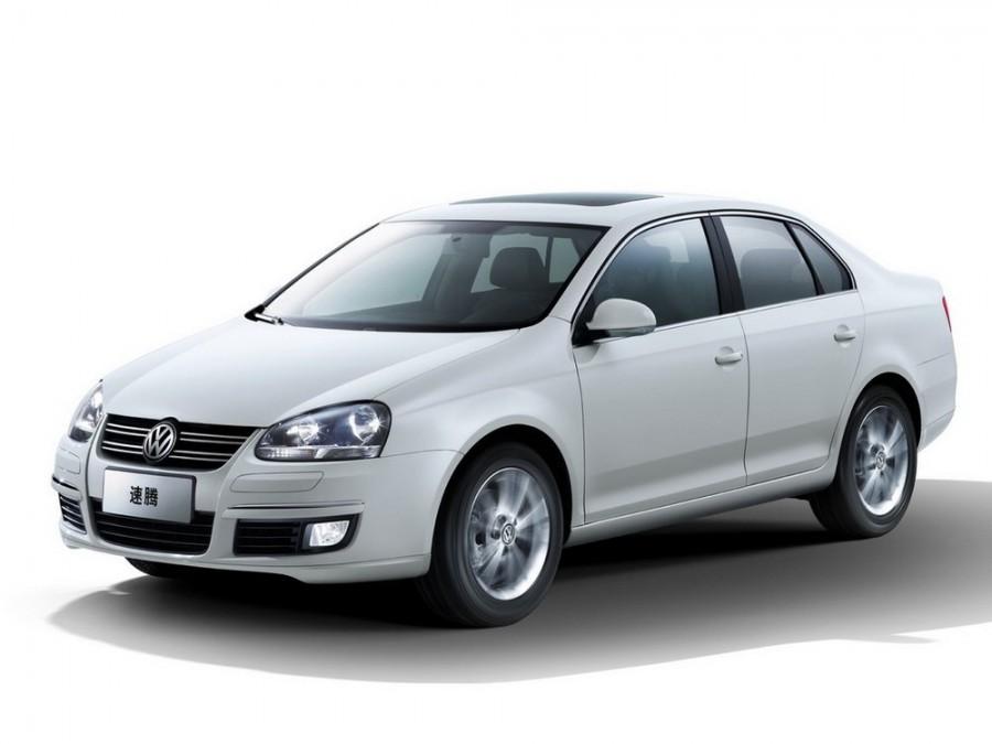 Volkswagen Sagitar седан, 2006–2012, 1 поколение - отзывы, фото и характеристики на Car.ru